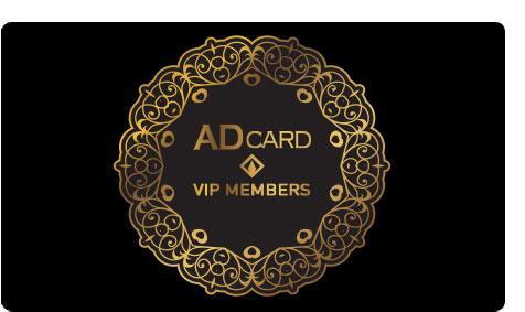 VIPカードデザインOM29