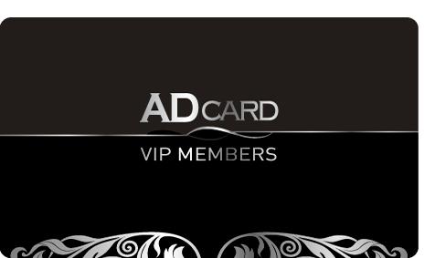 VIPカードデザインOM01