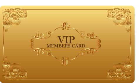VIPカードデザインOM04