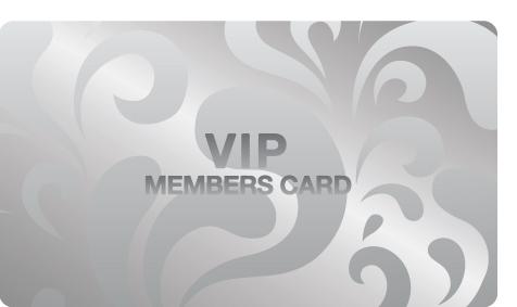 VIPカードデザインOM06