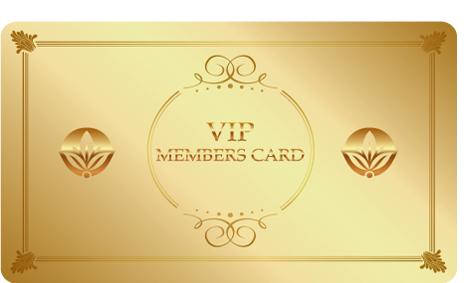 VIPカードデザインOM18
