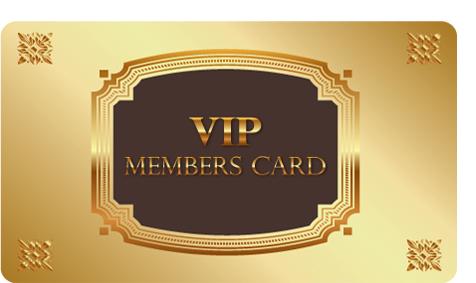VIPカードデザインOM19