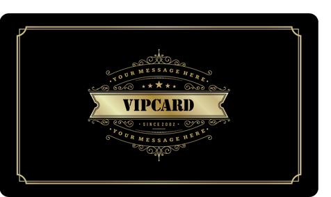 VIPカードデザインOM28
